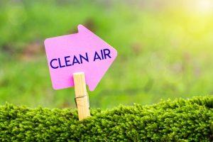 ren luft utomhus